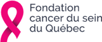 Logo de la Fondation cancer du sein du Québec